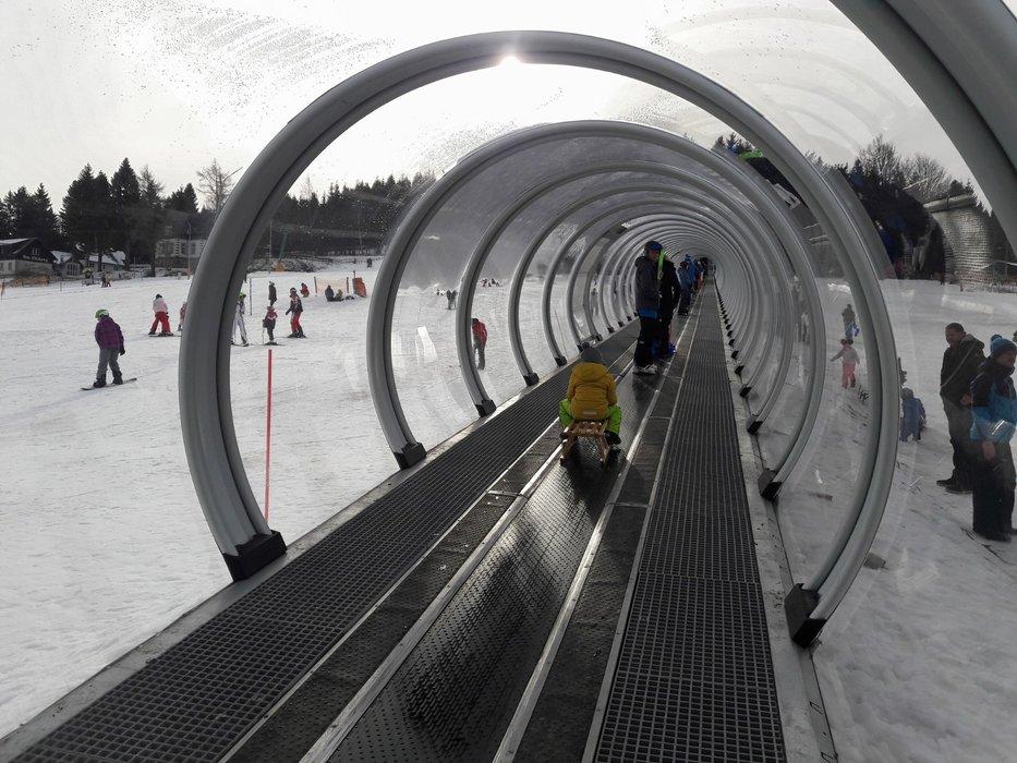 Altenberg 26.1.2020 - © facebook | Altenberg