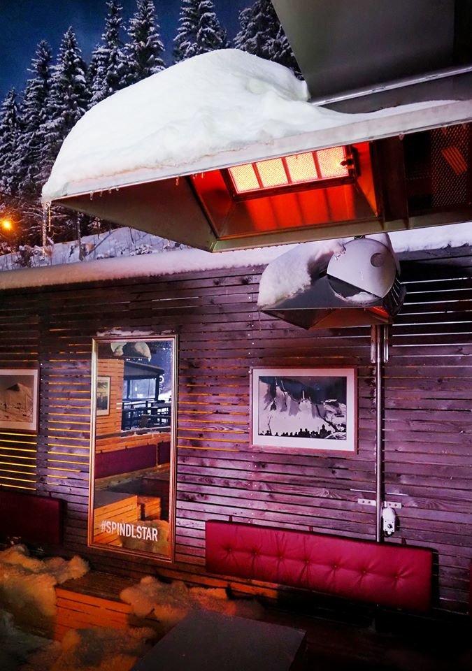 Špindlerův Mlýn - © facebook | Skiareál Špindlerův Mlýn