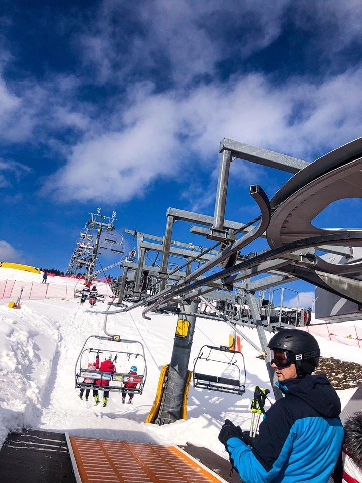 Strachan Ski centrum 15.2.2020 - © facebook | Strachan Ski centrum