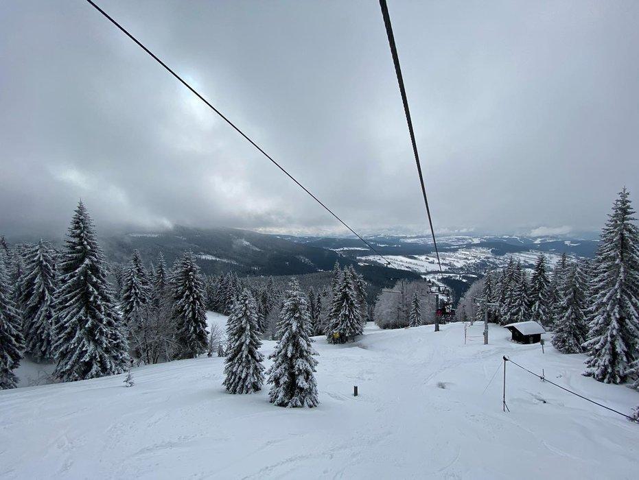 Skiareál Rokytnice - Horní Domky 15.2.2020 - © facebook | Skiareál Rokytnice