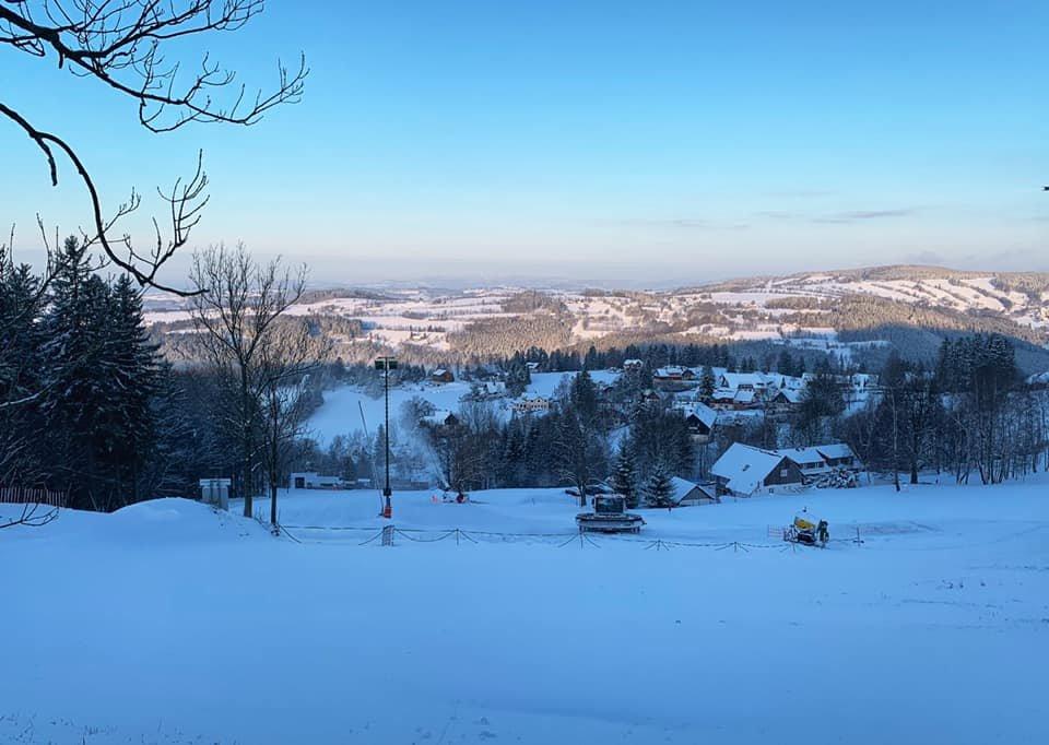 Skiareál Benecko 20.2.2020 - © facebook | Skiareál Benecko