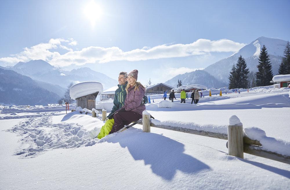 Skiurlaub in Christlum - © Sporthotel Achensee