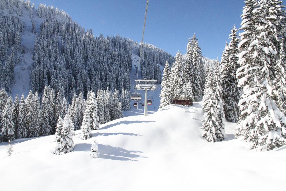 Skigebiet Bichlbach-Berwang - © Tiroler Zugspitz Arena