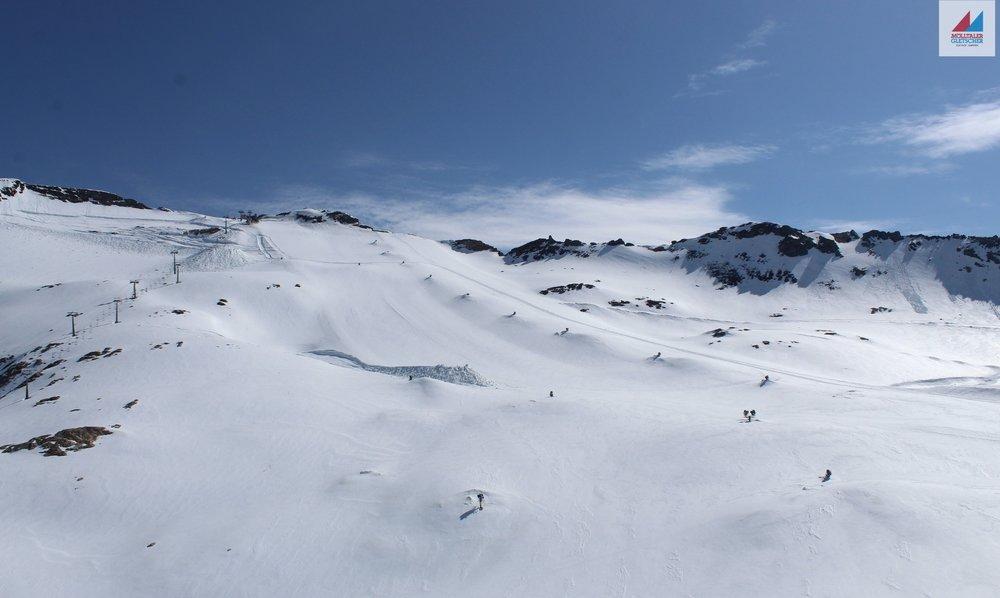 Letná lyžovačka na Mölltalskom ľadovci začína 6.6.2020 - © TMR, a.s.