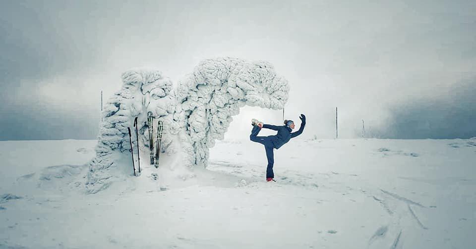 Na zasněžených horách je radost relaxovat. I bez lyží. :) - © facebook | Ski Aréna Karlov