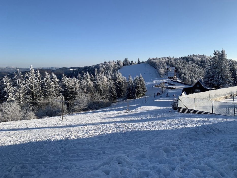 Skicentrum Kohútka 11.1.2021 - © facebook | Skicentrum Kohútka