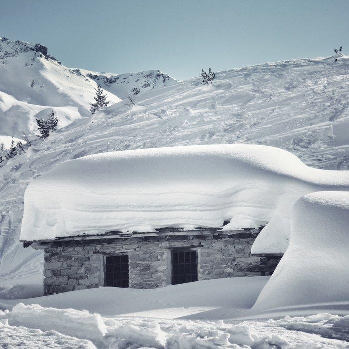 Pila - Valle d'Aosta 2.2.2021 - © facebook | Pila Valle d'Aosta