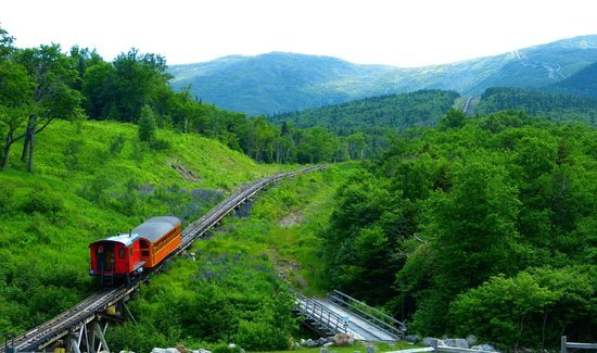 Could a cog railway like this in NH be in Utah's future?