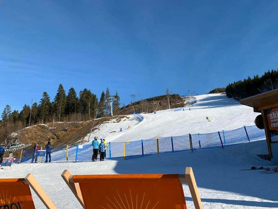 Meander Skipark Oravice 23.1.2020 - © facebook | Meander Skipark Oravice
