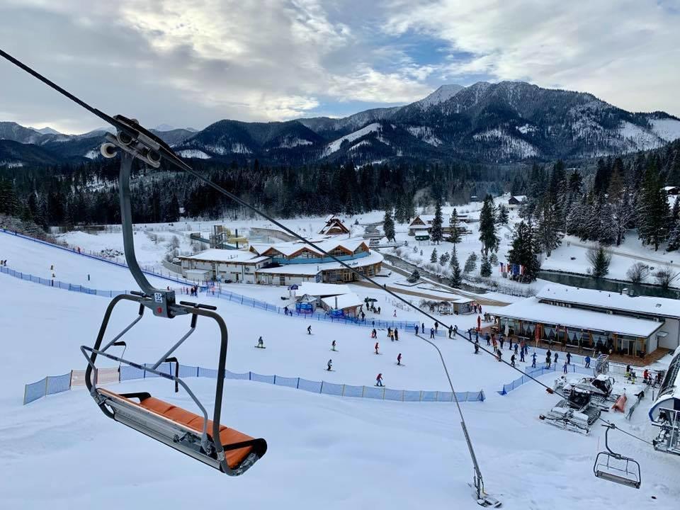 Trojkráľová lyžovačka v oravskom stredisku Meander Skipark Oravice - © facebook | Meander Skipark Oravice