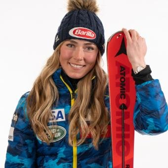 Mikaela Shiffrin strikes gold again
