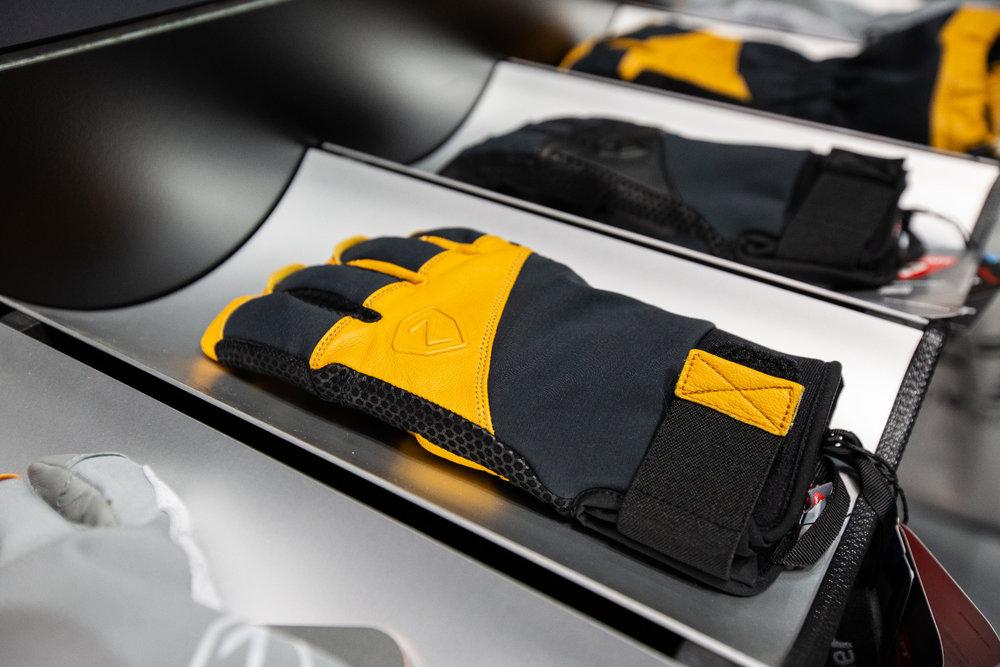 Neue Ziener Handschuhe für 2020/2021 - © Skiinfo