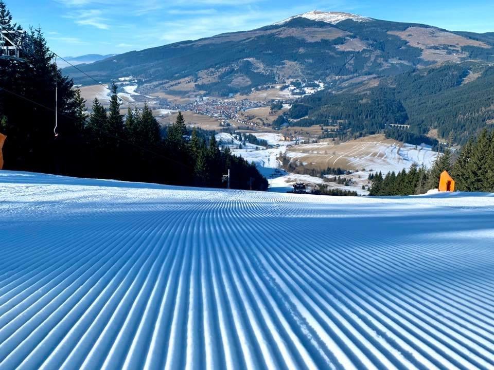 Telgárt 22.1.2020 - © facebook | Ski Telgárt