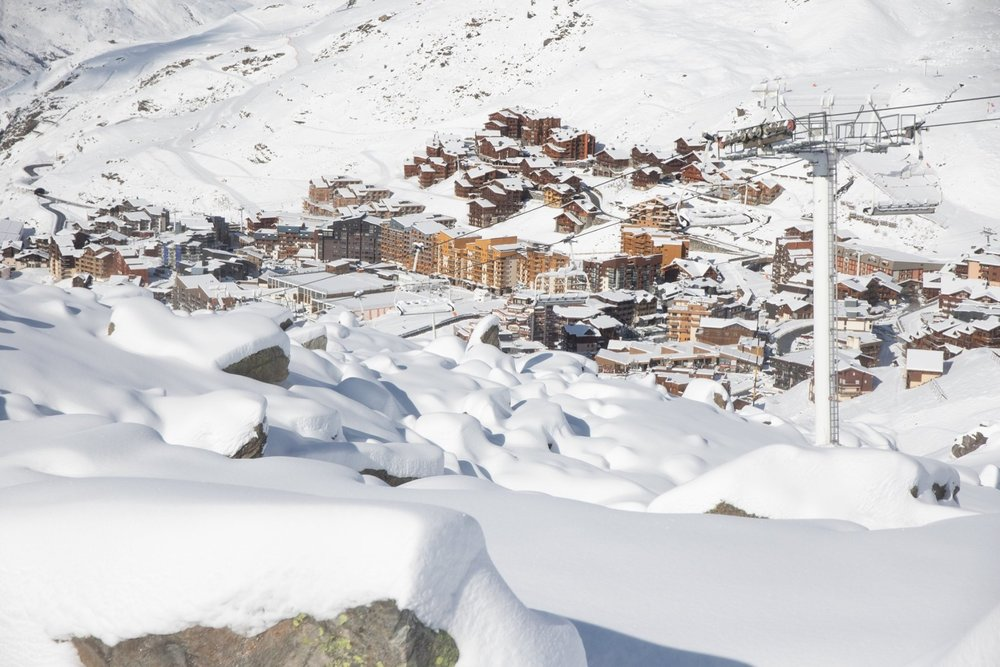 Val Thorens 5/11/19 - © Val Thorens/Facebook