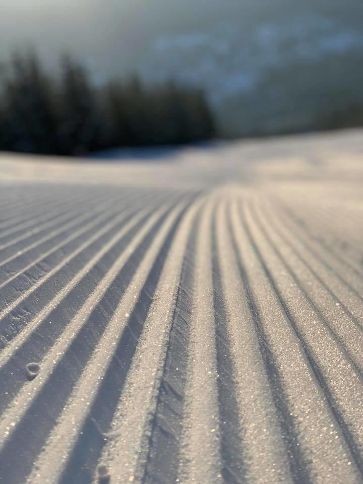 Špindlerův Mlýn 20.2.2020 - © facebook | Skiareál Špindlerův Mlýn