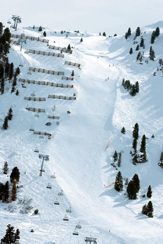 Harakiri - die steilste Piste Österreichs - © Mayrhofen