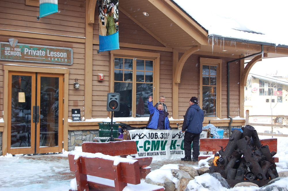 Lodge at base station, Winter Park Colorado