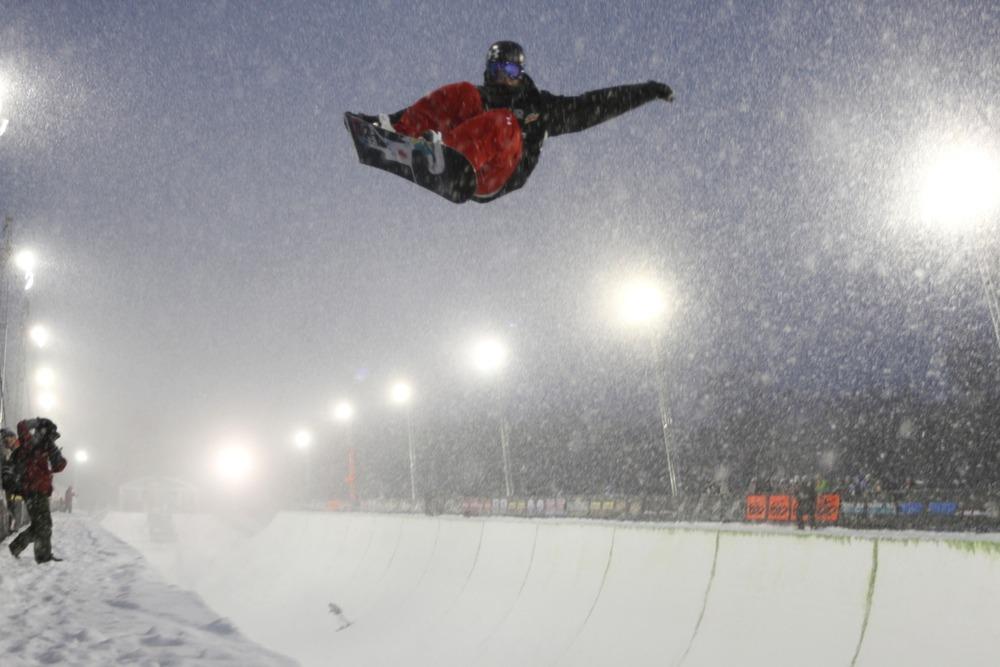 Big mountain events draw pros to the slopes of Killington. Photo Courtesy of Killington Resort.