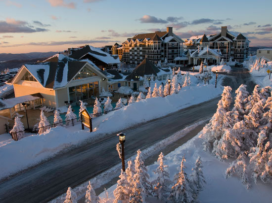 Snowshoe Resort was rated as having the best terrain in the Mid-Atlantic by OnTheSnow readers in 2013. Photo Courtesy of Snowshoe.
