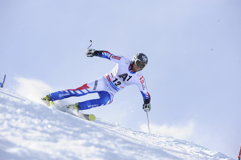 Thomas Fanara - Sölden 2012 - © Alain Grosclaude/AGENCE ZOOM