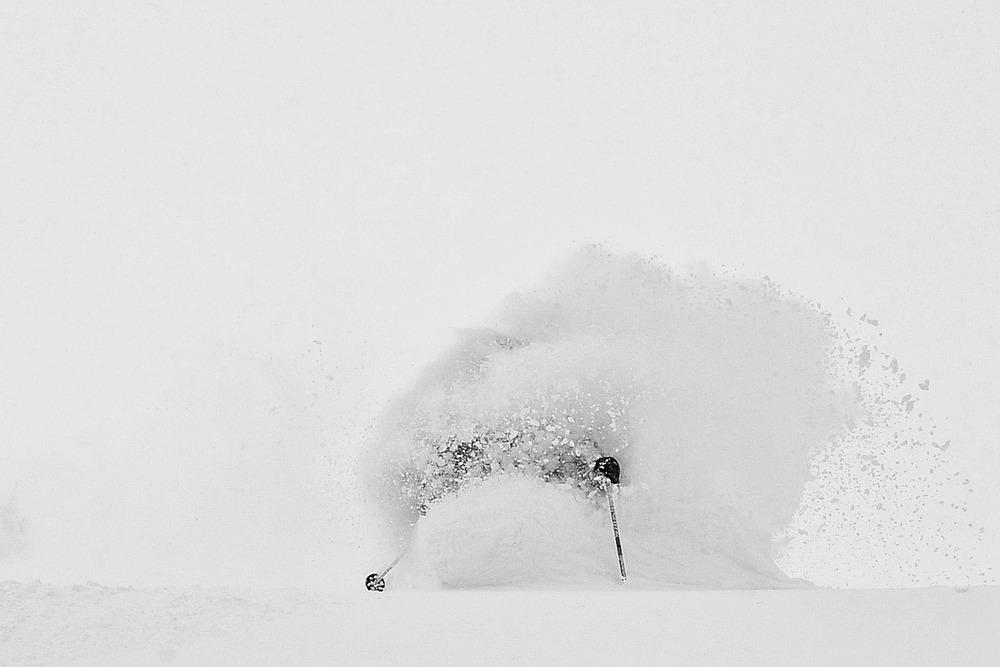 Deep snow at Irwin, CO - © Irwin Colorado