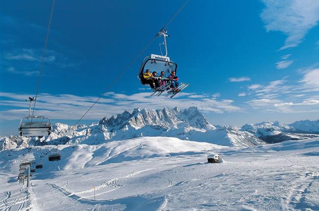Trevalli - Dolomiti Superski