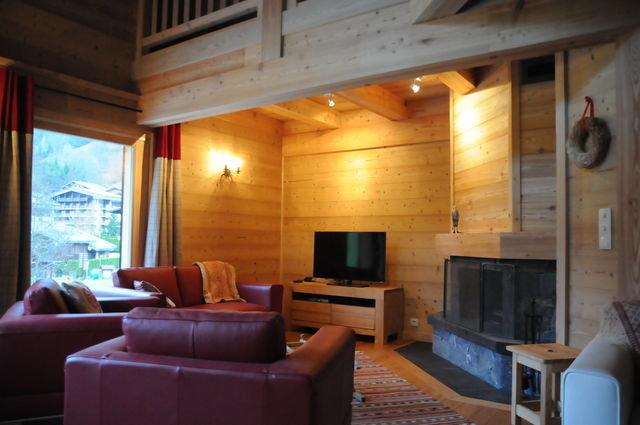 Location de chalet à Châtel - © bellesmaisonsalouer.com