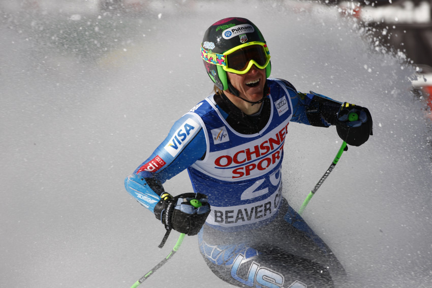 Ted Ligety - Beaver Creek 2012 - © AGENCE ZOOM