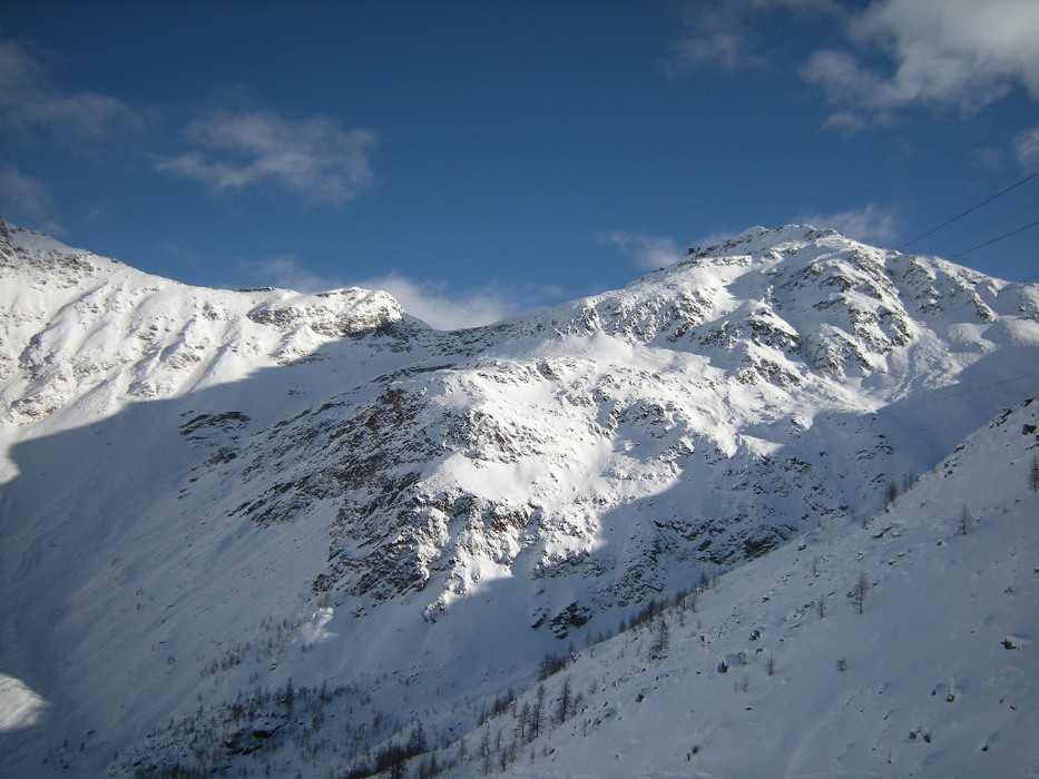 Madesimo, Skiarea Valchiavenna - neve fresca 5 dicembre 2012 - © Skiarea Valchiavenna Spa