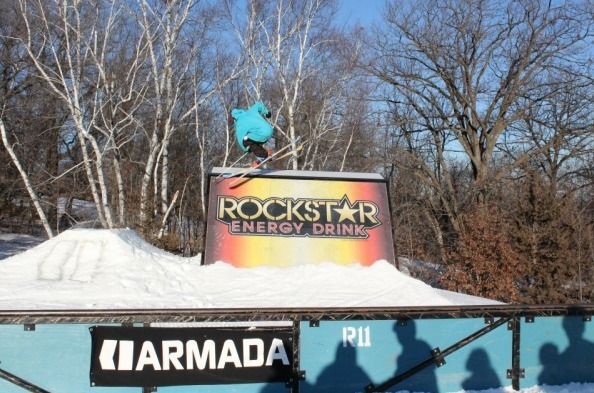 Terrain Park at Powder Ridge - © Powder Ridge