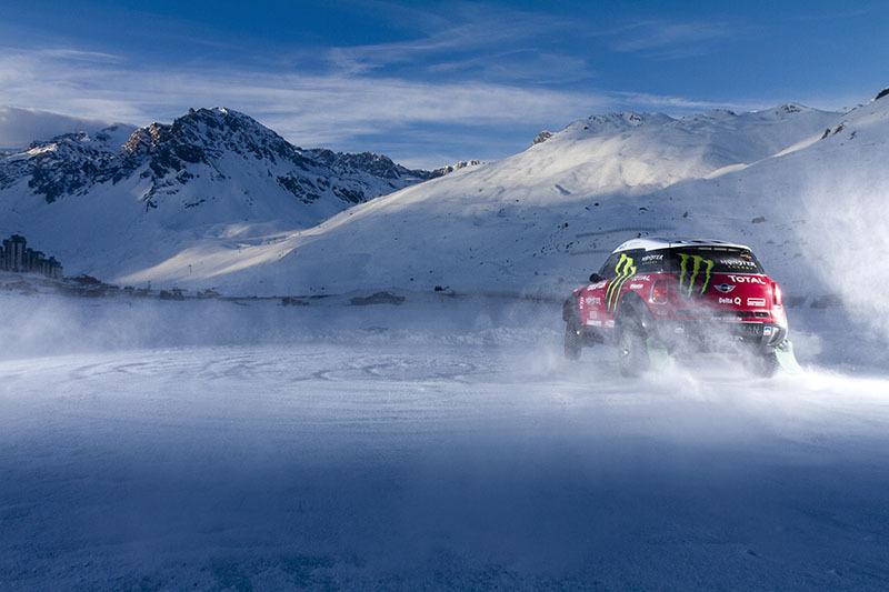 Conduire sur la neige ou la glace, cela ne s'improvise pas... - © Tristan Shu / Ot de Tignes