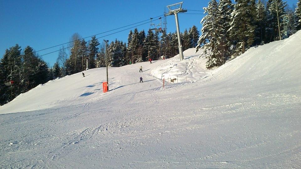 Drammen Skisenter 27.12.2012
