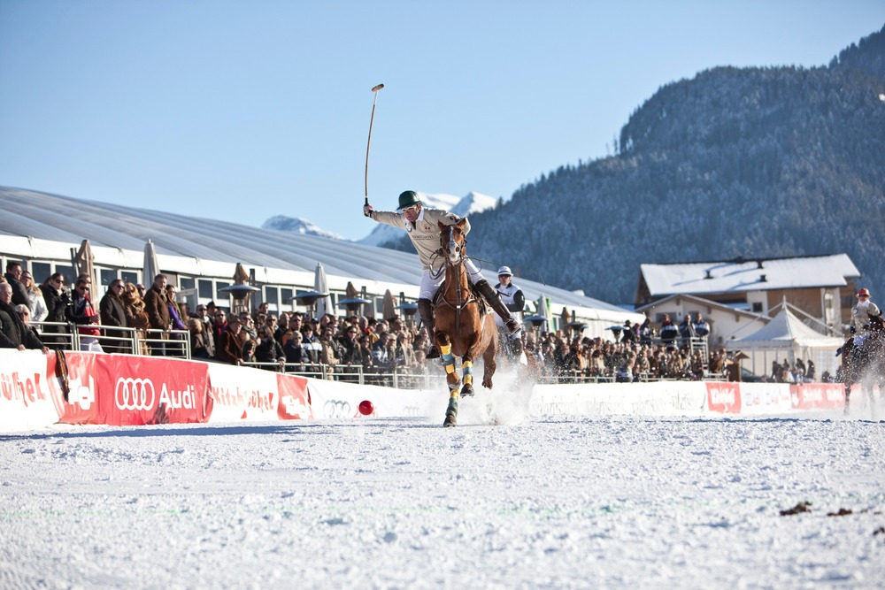 Valartis Bank Snow Polo World Cup at Kitzbuehel - © Lifestyle Event GmbH