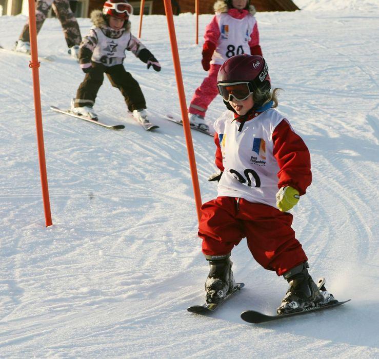 Skiing in Voss, Norway - © Fotograf Studio Soldal