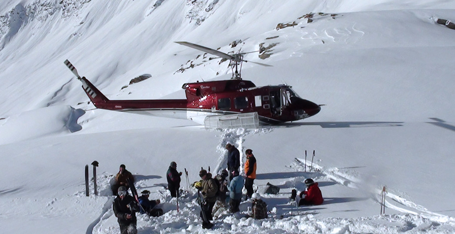 Panorama Mountain Village, BC: RK Heliski. Photo courtesy of Panorama Mountain Village.