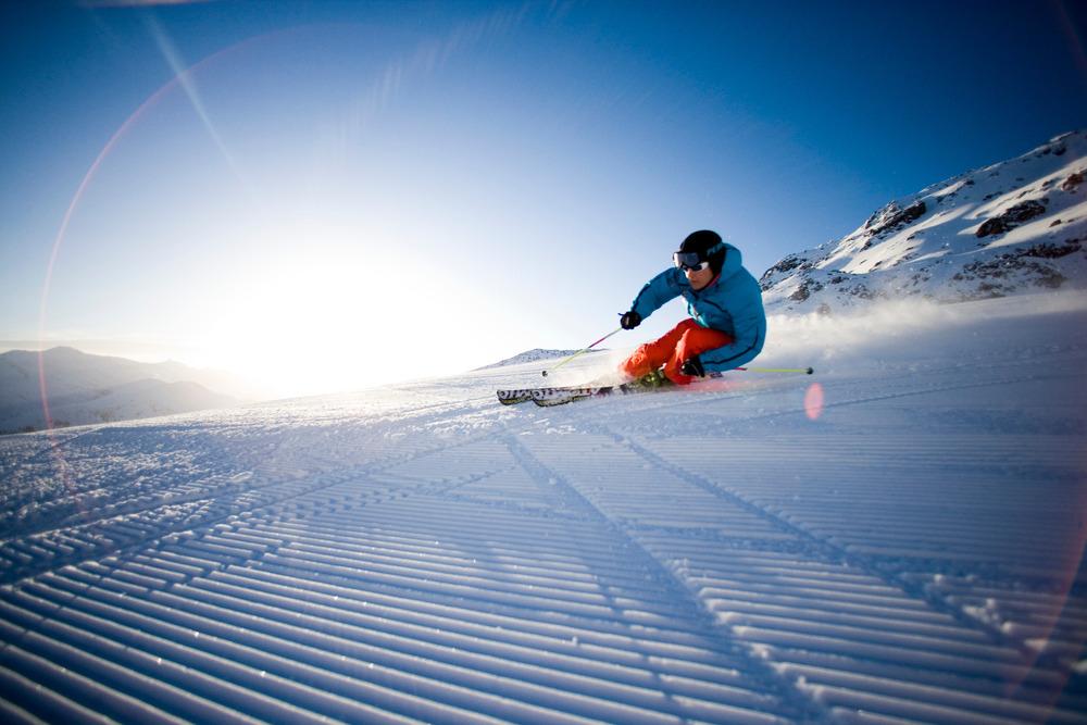 Carver in St. Moritz - © Graubünden Ferien, Andrea Badrutt
