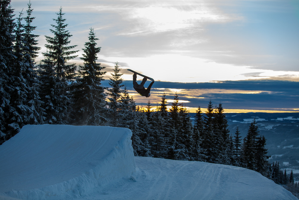Hafjell Alpinsenter - © Esben Haakenstad/Zoom Foto