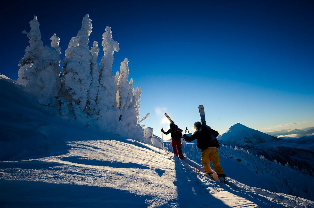 1ère étape du SWATCH FREERIDE WORLD TOUR BY THE NORTH FACE® 2013 à Revelstoke au Canada - © freerideworldtour.com