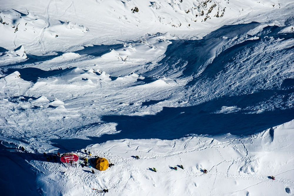 Freeride World Tour Revelstoke 2013 - ©Swatch Freeride World Tour by the North Face