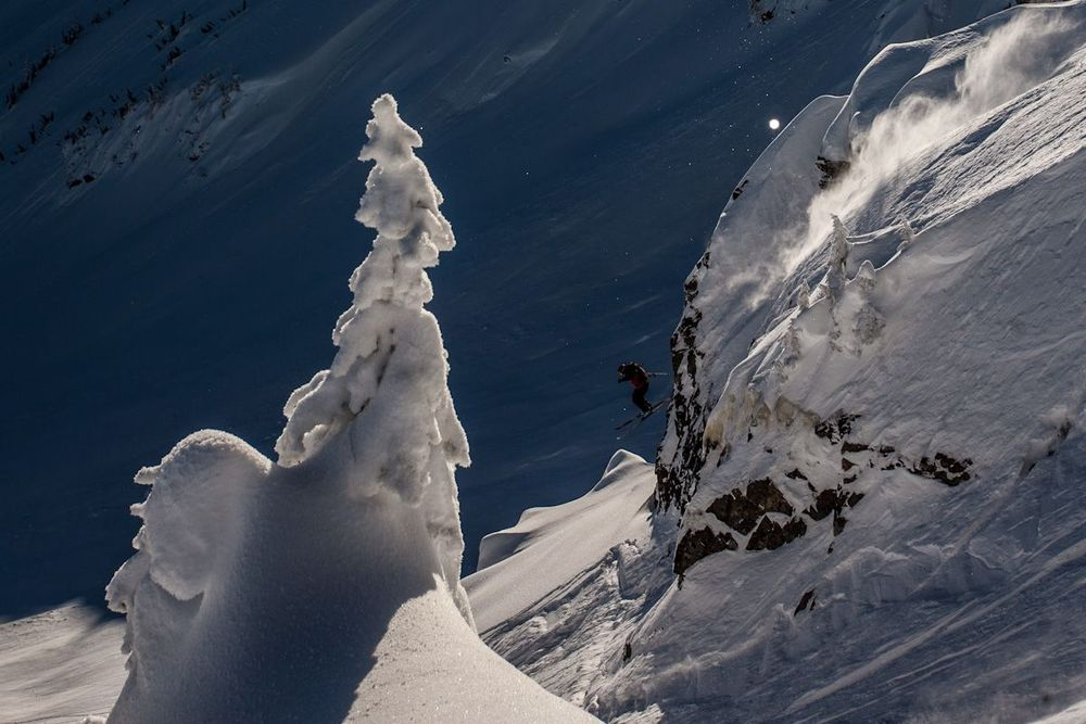 Freeride World Tour Revelstoke 2013 - © Swatch Freeride World Tour by the North Face