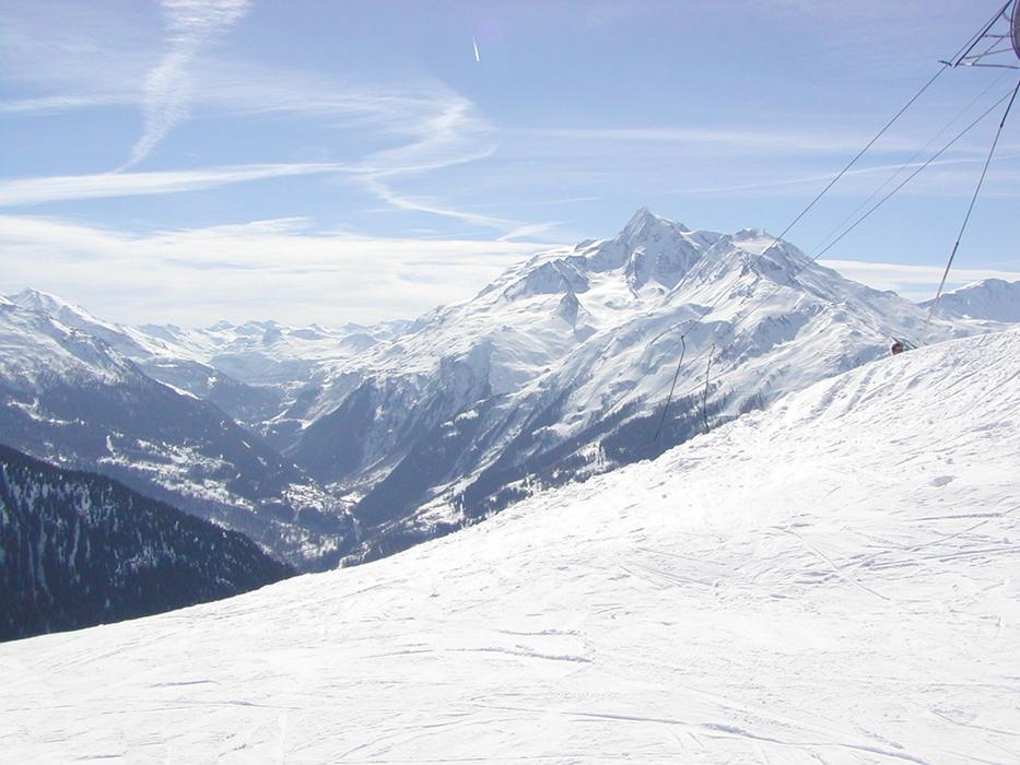 La Thuile - Il Mont Pourri domina il versante francese - © A. Corbo