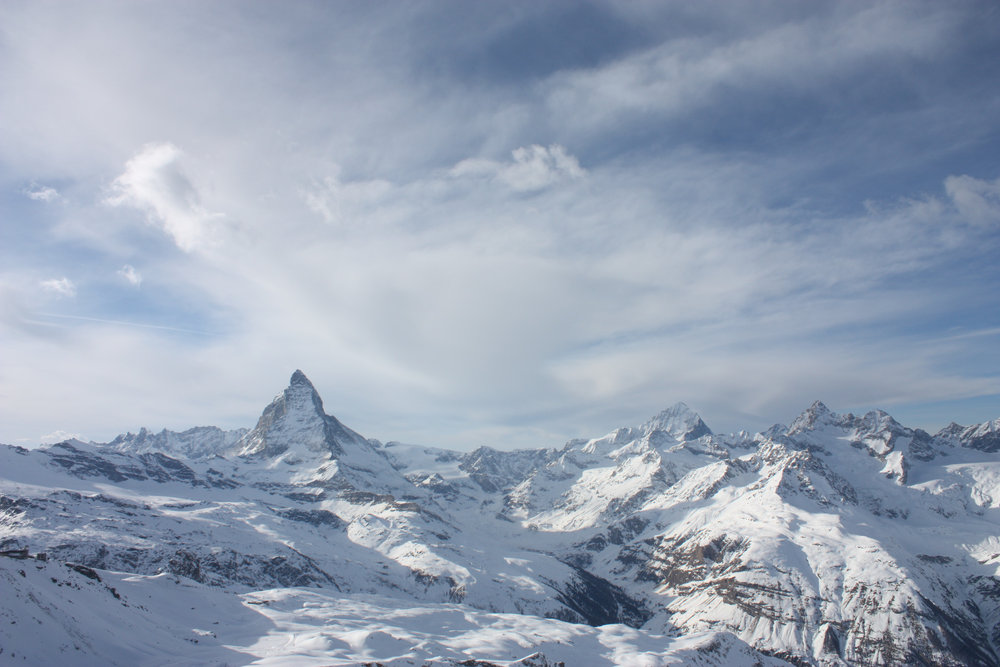 Impressionen aus der Zermatter Bergwelt - © Sebastian Lindemeyer / Skiinfo.de