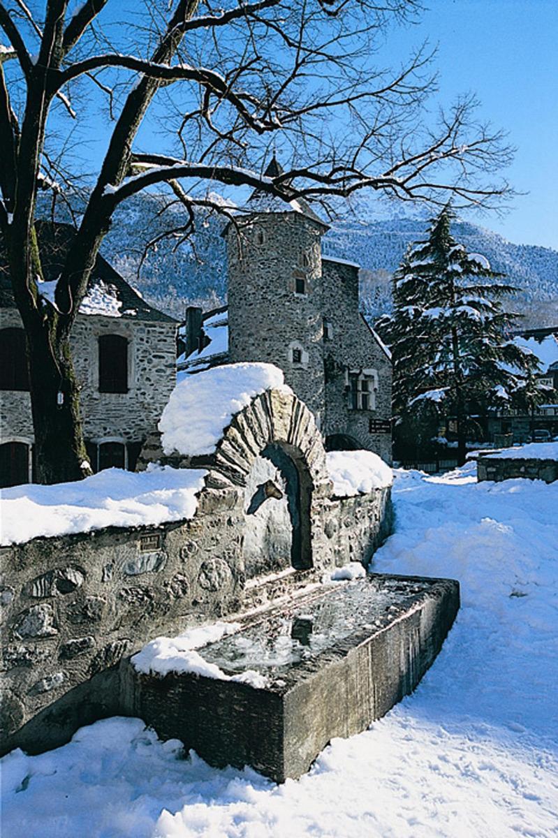 le village de Saint Lary - © OT de Saint Lary Soulan