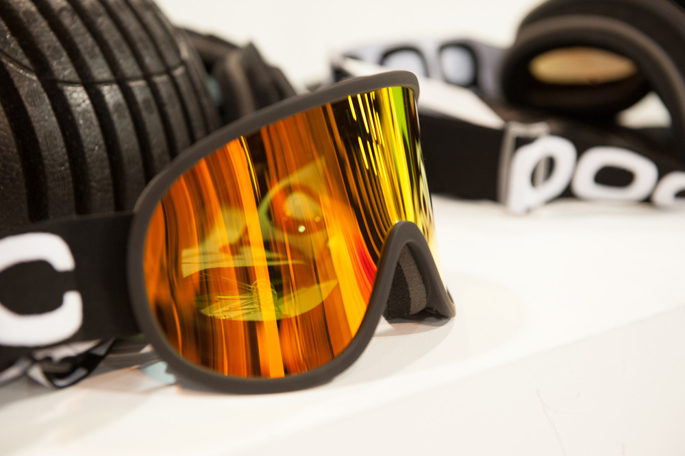 The POC Retina BIG Goggles. - © Ashleigh Miller Photography