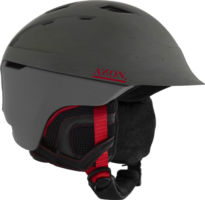 In addition to its Boa® 360 Fit System and Skullcandy™ ASFX Audio Compatibility, the Thompson Helmet from Anon is made of a Hybrid 50/50 Shell Construction and features Active Ventilation. - © Anon