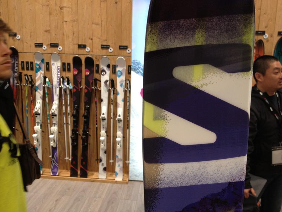 Salomon igen med super fede designs over hele linien - © Jeppe Hansen / Skiinfo.dk
