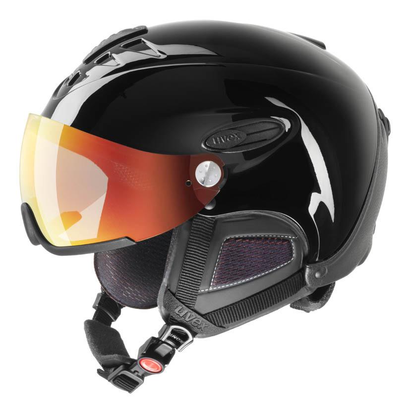 Style im Visier: neue Helmlinie bei Uvex - © Uvex