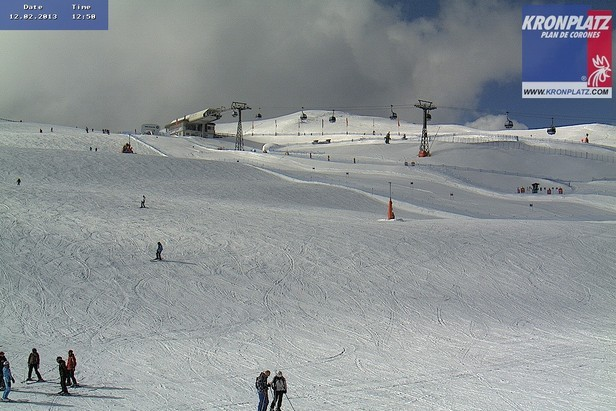 Plan de Corones - webcam 12.02.13