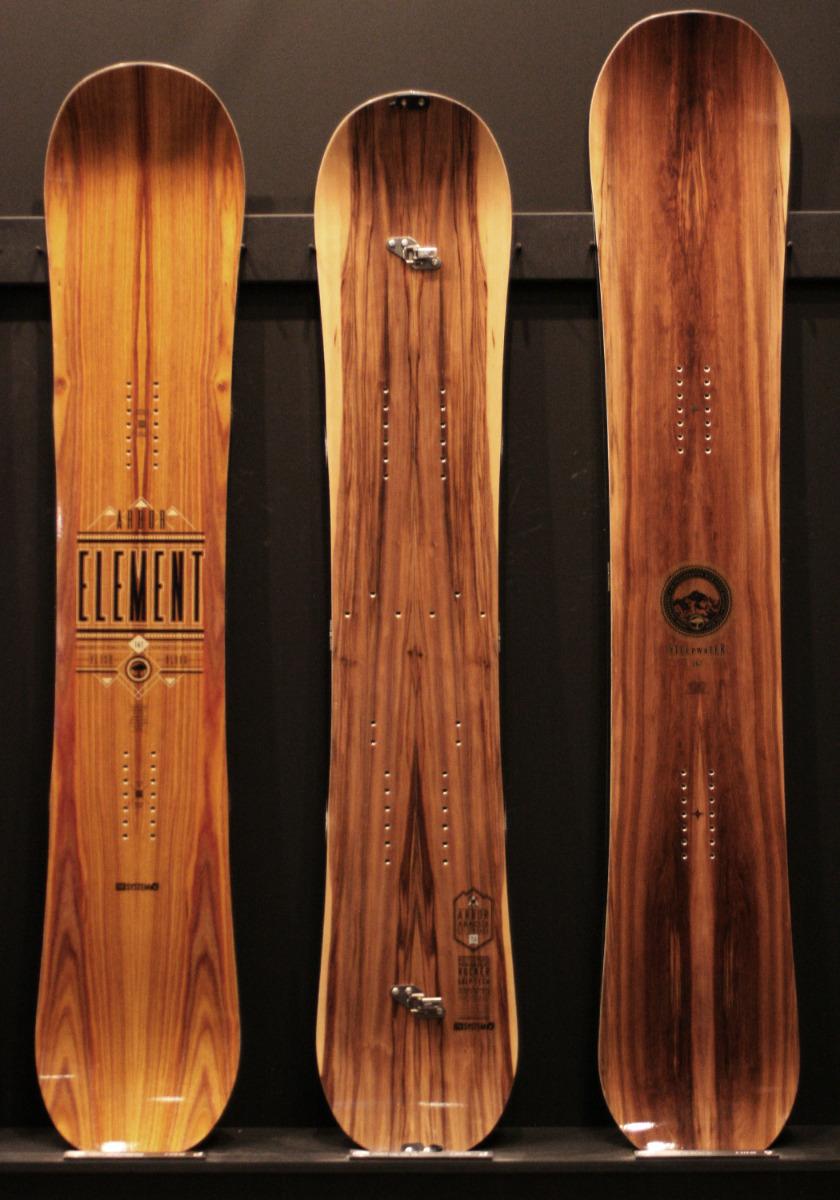 Arbor Abacus Splitboard - © Stefan Drexl