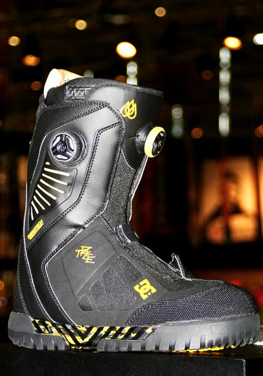 DC Travis Rice Boots - © Stefan Drexl